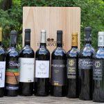 naše červená vína